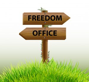 Freedom From The Office